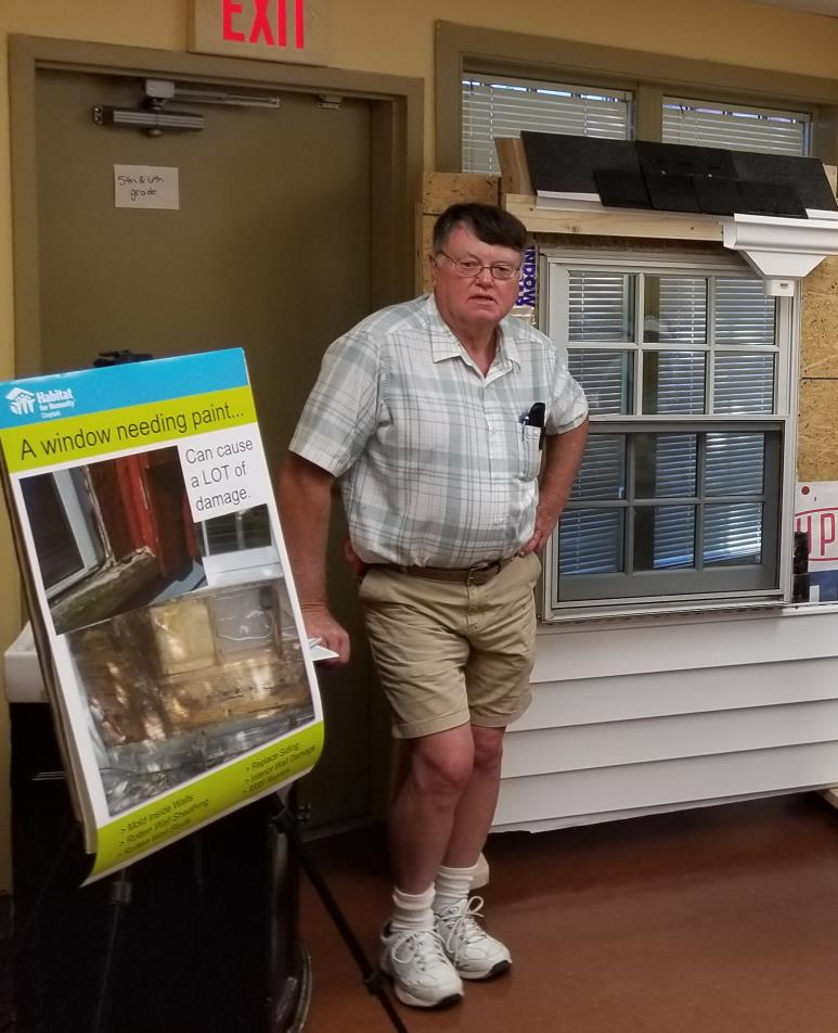 Habitat for Humanity Choptank is hosting a Senior Resource Fair and Home Show for seniors on Tuesday, August 20, 2019. This free event will take place from 11am to 3pm at St. Luke United Methodist Church, 712 Bradley Avenue in Cambridge. Also included will be a workshop with hands-on demonstrations.